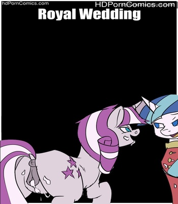 Royal Wedding Sex Comic thumbnail 001