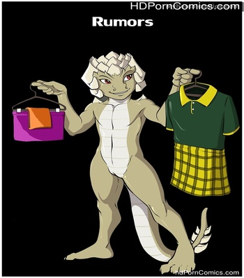 Porn Comics - Rumors Sex Comic
