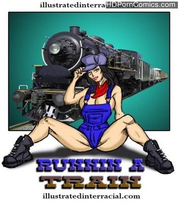 Porn Comics - Runnin A Train 1 Sex Comic