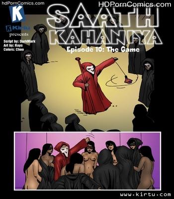 Porn Comics - Saath Kahaniya 10 – The Game Sex Comic