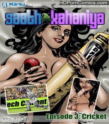 Porn Comics - Saath Kahaniya 3 – Cricket Sex Comic