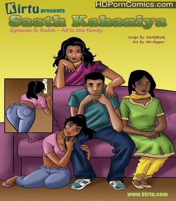 Porn Comics - Saath Kahaniya 5 – Rohit – All In The  Sex Comic