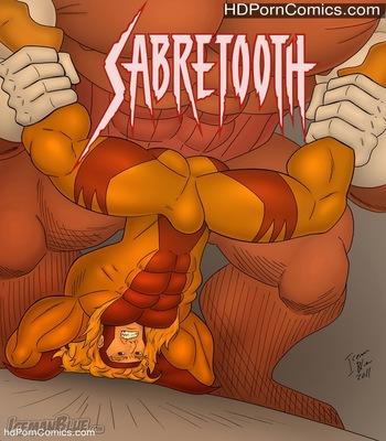 Porn Comics - Sabretooth Sex Comic