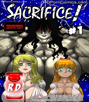 Porn Comics - Sacrifice 1 Sex Comic