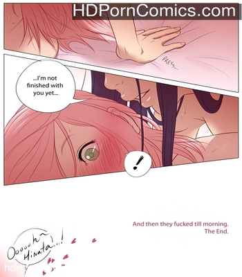 Sakura And Hinata Sex Comic