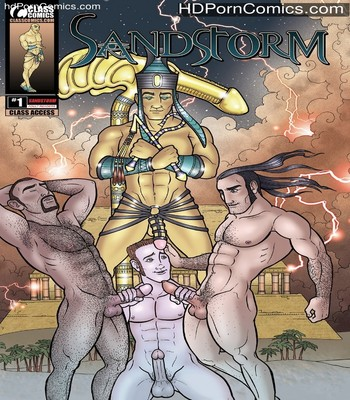 Porn Comics - Sandstorm 1 Sex Comic