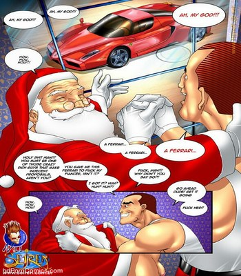 Santas charity Sex Comic sex 7