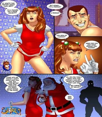 Santas charity Sex Comic sex 8