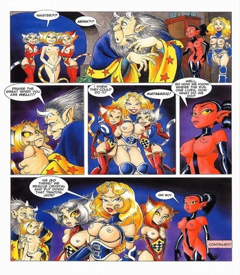 Saphire 1 Sex Comic