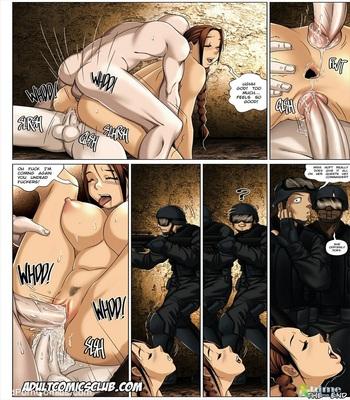 Sara Hoft 1 Sex Comic