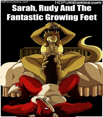 Sarah-Rudy-And-The-Fantastic-Growing-Feet1 free sex comic