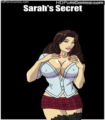 Porn Comics - Sarah's Secret Sex Comic