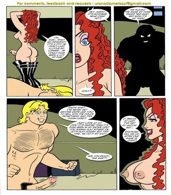 Savage Tales Sex Comic sex 20