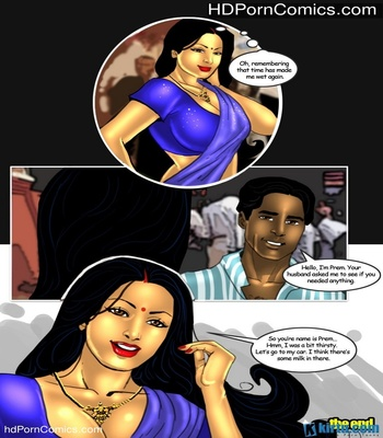 Savita Bhabhi 19 – Savita's Wedding Sex Comic