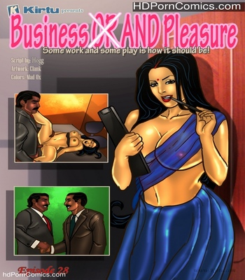 Porn Comics - Savita Bhabhi 28 – Business And Pleasure