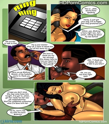 Porn Comics - Savita Bhabhi 29 – The Intern