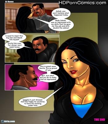 Savita Bhabhi 31 - Sexy Secretary 1 Sex Comic