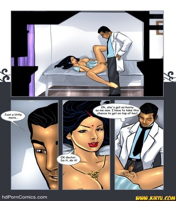 Savita Bhabhi 7 - Doctor Doctor 22 free sex comic