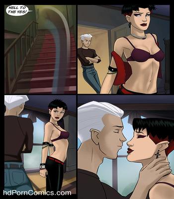 Scarlet Fever-X-Men Evolution3 free sex comic