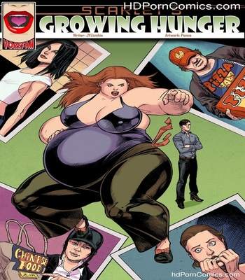 Porn Comics - Scarlet's Growing Hunger 1