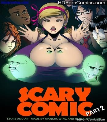 Porn Comics - Scary Comic 2 Sex Comic