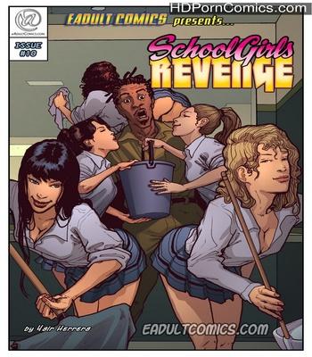 Porn Comics - Schoolgirls Revenge 10 Sex Comic