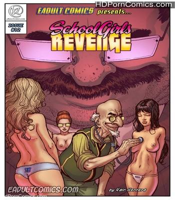 Porn Comics - Schoolgirls Revenge 12 Sex Comic