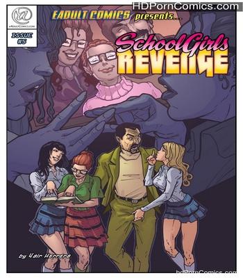 Porn Comics - Schoolgirls Revenge 5 Sex Comic