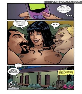 Schoolgirls Revenge 5 Sex Comic