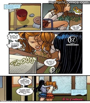Schoolgirls Revenge 6 Sex Comic