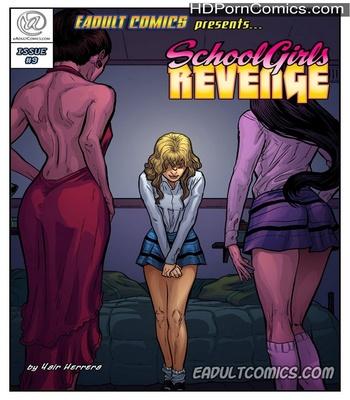 Porn Comics - Schoolgirls Revenge 9 Sex Comic