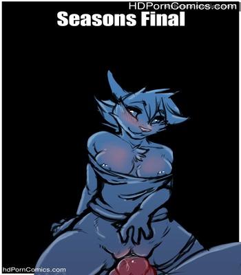 Porn Comics - Seasons Final Sex Comic