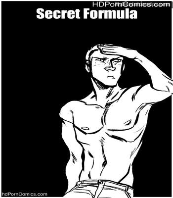 Porn Comics - Secret Formula Sex Comic