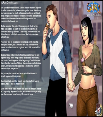 Seiren- Coralina free Cartoon Porn Comic