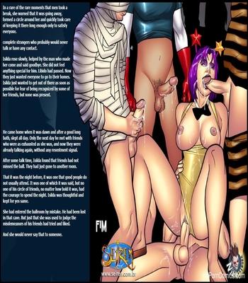 Seiren- Lost In The Prom free Cartoon Porn Comic