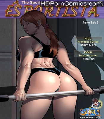 Porn Comics - Seiren- The Sportswoman 3 – Part 3 free Cartoon Porn Comic