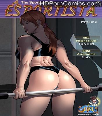 Porn Comics - Seiren- The Sportswoman 3 – Part 3 free Cartoon Porn Comic