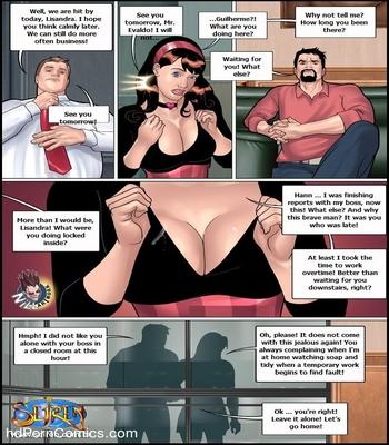 Seiren- The Sportswoman 3 – Part 316 free sex comic