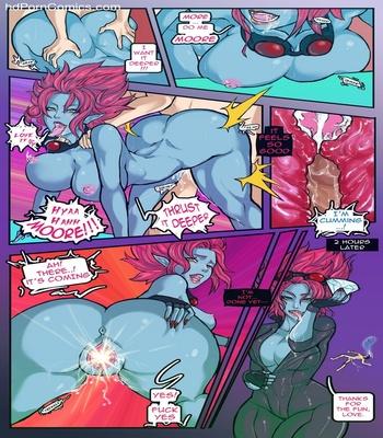 Semen Cracker Eve 4 free sex comic