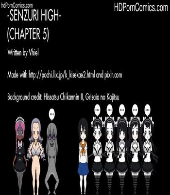 Senzuri High 5 Sex Comic