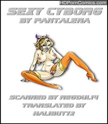 Porn Comics - Sexy Cyborg Sex Comic