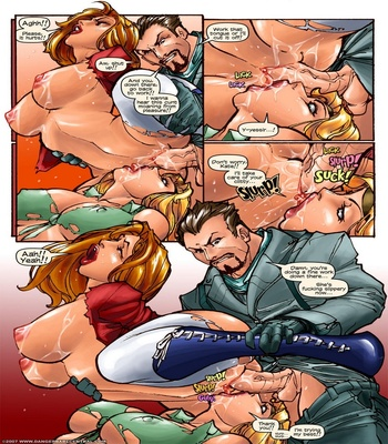 Sexy Seekers 1 - A Warm And Slimy Welcome 24 free sex comic