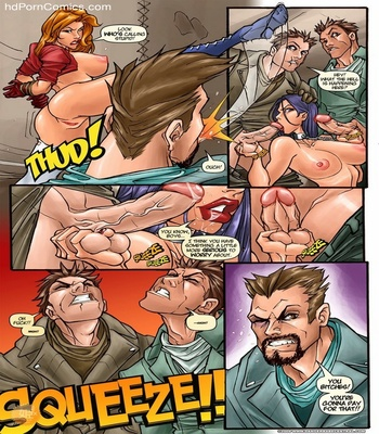 Sexy Seekers 1 - A Warm And Slimy Welcome 44 free sex comic