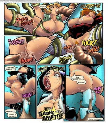 Sexy Seekers 1 - A Warm And Slimy Welcome 6 free sex comic