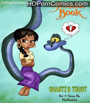 Shanti's Trust – The Jungle Book1 free sex comic