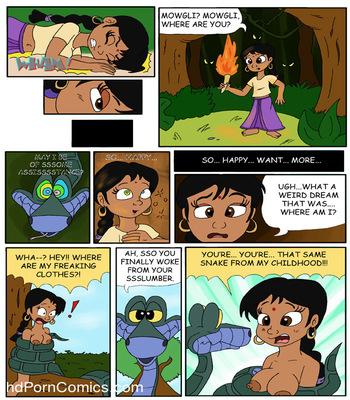 Shanti's Trust – The Jungle Book4 free sex comic