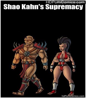 Porn Comics - Shao Kahn's Supremacy