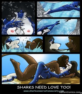 Shark Weak Sex Comic