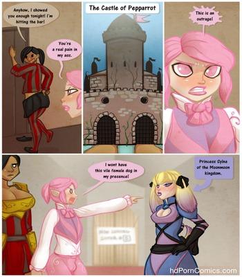 Shia – Princess Pippa and the Pounding Puppy7 free sex comic