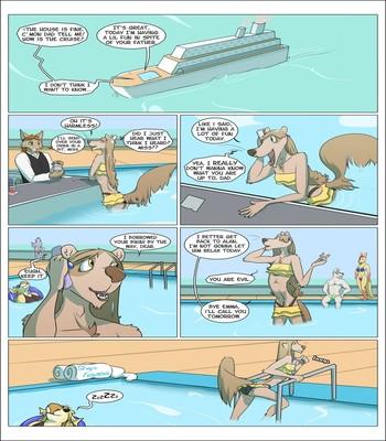 Ship Tease 2 free sex comic